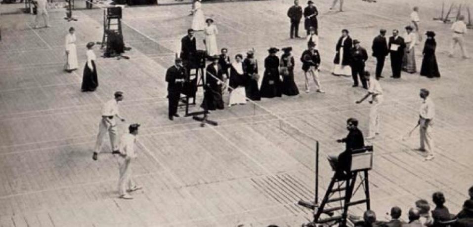 Bádminton 1930